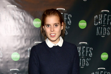Princess Beatrice Cookies For Kid's Hosts 3rd Annual Chefs For Kid's Cancer Benefit