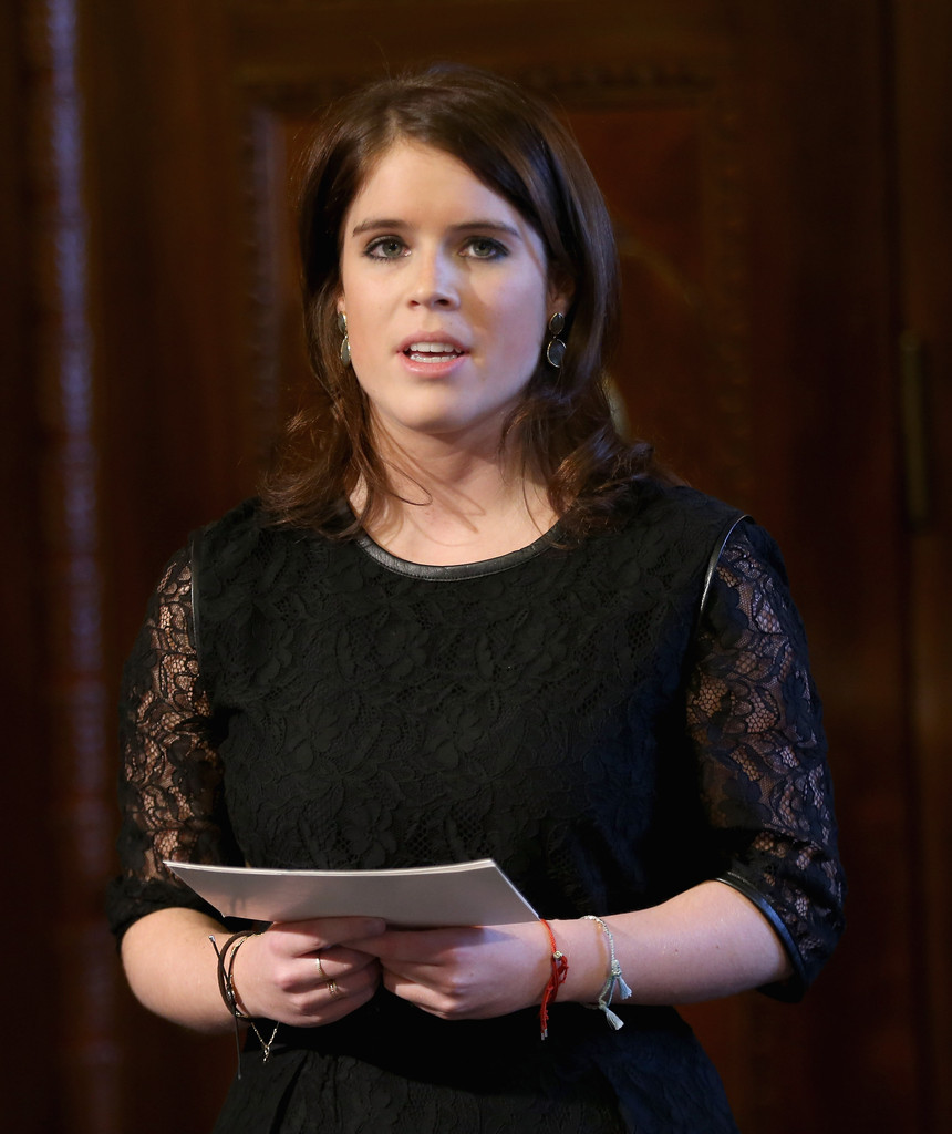 Princess Beatrice And Princess Eugenie Of York Visit