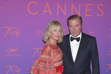 Princess Camilla Opening Gala Dinner Arrivals - The 70th Annual Cannes Film Festival