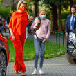 Princess Eléonore of Belgium Princess Eleonore Of Belgium Attends First Day Of School At The Sacred Heart College In Tervuren