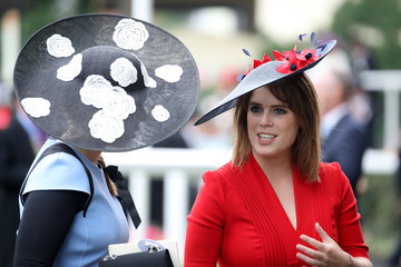 Princess Eugenie Royal Ascot 2017 - Day 3 - Ladies Day