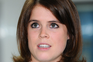 Princess Eugenie Princess Eugenie Visits an Orthopaedic Hospital