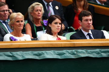 Princess Eugenie Day Twelve: The Championships - Wimbledon 2014