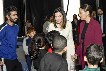 Princess Lalla Meryem  Day 2 - Spanish Royals Visit Morocco