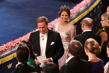 Princess Madeleine The Nobel Prize Award Ceremony 2016