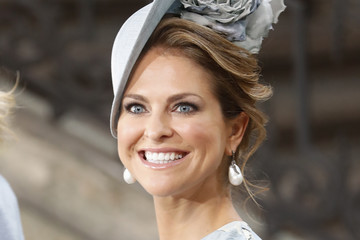 Princess Madeleine The Crown Princess Victoria of Sweden's 40th birthday Celebrations in Stockholm