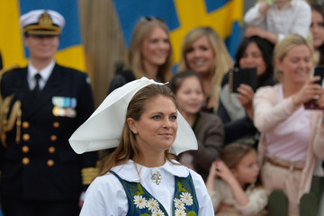 Princess Madeleine National Day Celebrations in Sweden