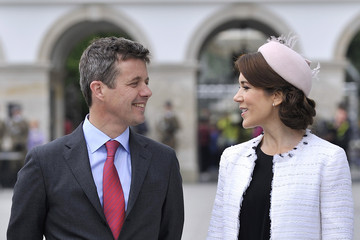 Princess Mary Prince Frederik and Princess Mary Visit Warsaw