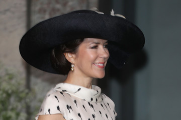 Princess Mary Christening of Prince Oscar of Sweden