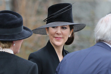 Princess Mary Prince Richard Funeral Service in Bad Berleburg