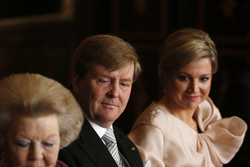 Princess Maxima Inauguration of King Willem-Alexander