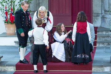 Princess Mette-Marit Norway National Day 2018