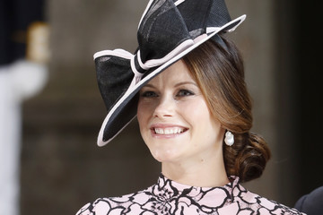 Princess Sofia of Sweden The Crown Princess Victoria of Sweden's 40th birthday Celebrations in Stockholm