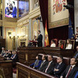 Princess Sofia Spanish Royals Attend the 14th Legislative Sessions Opening