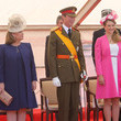 Princess Stephanie of Luxembourg Luxembourg Celebrates National Day