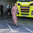 Princess Victoria Swedish Royals Visit The Ambulance Service In The Stockholm Region