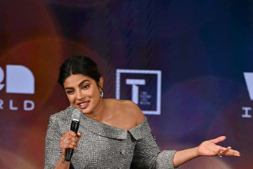 Priyanka Chopra-Jonas 10th Anniversary Women In The World Summit