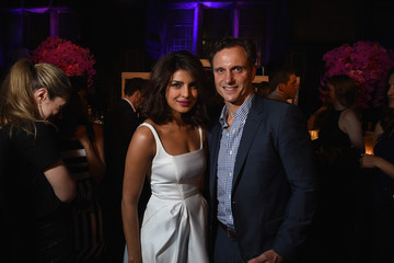 Priyanka Chopra 'Entertainment Weekly' and 'People' Celebrate the New York Upfronts - Inside
