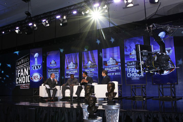 Rod Woodson Pro Football Hall of Fame Announces 2011 Class Enshrinees
