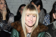 Editor-In-Chief of Teen Vogue Amy Astley attends the Proenza Schouler Fall 2012 fashion show during Mercedes-Benz Fashion Week on February 15, 2012 in New York City.