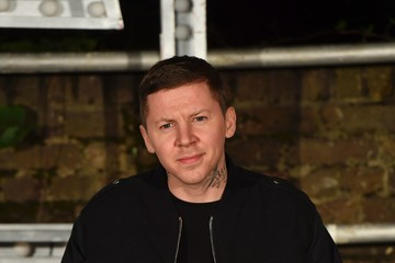 Professor Green Stella McCartney Menswear Launch and Women's Spring 2017 Collection Presentation