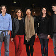 "Francesca Comencini ""Project Nim"" Premiere - 6th International Rome Film Festival"