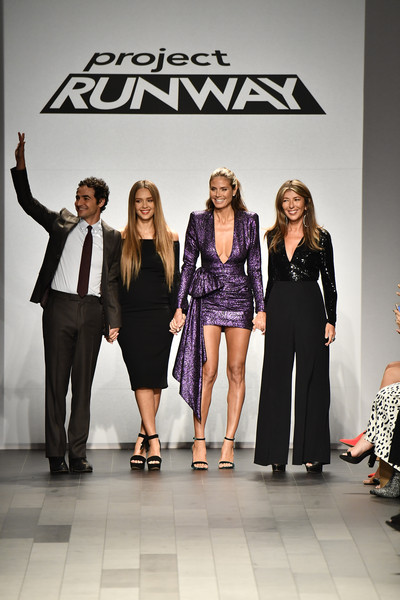 Project Runway September 2017 New York Fashion Week The Shows