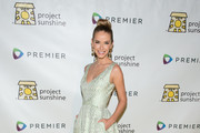 Miss USA Olivia Jordan attends Project Sunshine's 13th annual benefit celebration on May 05, 2016 in New York, New York.