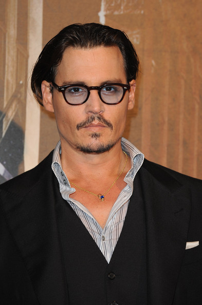 Johnny Depp Long Hairstyles for Men