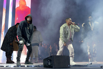 Pusha-T 2 Chainz 1st Annual Roc City Classic Starring Kevin Durant x Kanye West