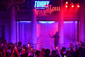 Pusha-T Fall 2019 Tommy X Lewis Milan Presentation - Milan Fashion Week Spring/Summer 2020