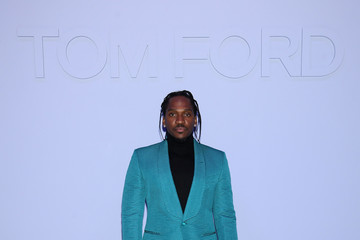 Pusha-T Tom Ford Fall/Winter 2018 Men's Runway Show