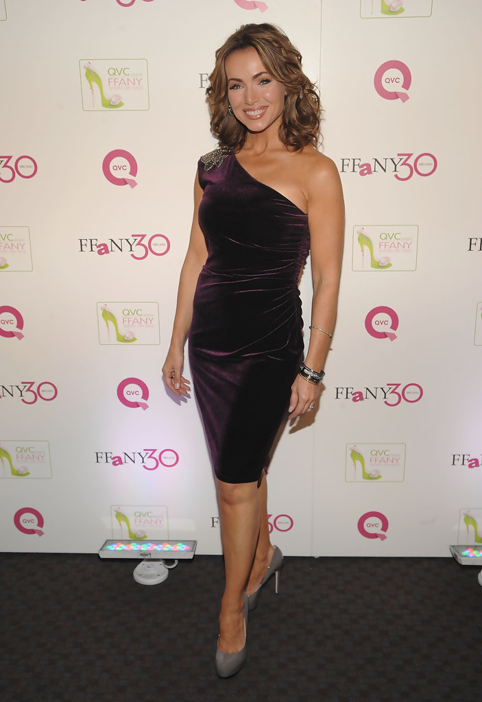 Lisa robertson pictures qvc presents quot ffany shoes on sale quot benefit for