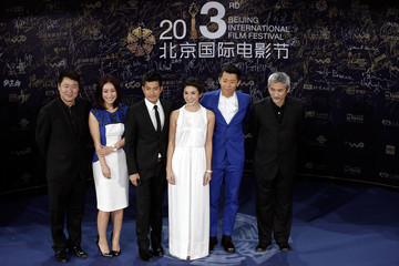 Qin Hailu Arrivals at the Beijing International Film Festival