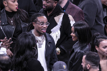 Quavo Celebrities Attend The 2019 NBA All-Star Saturday Night
