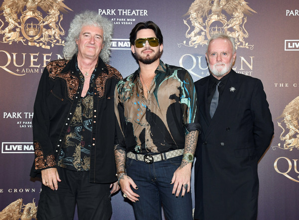 Queen And Adam Lambert Make Grand Entrance To Kick Off Limited