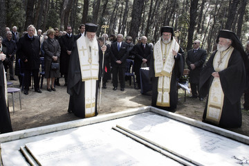 Queen Anne-Marie Pavlos of Greece Death Anniversary Ceremony