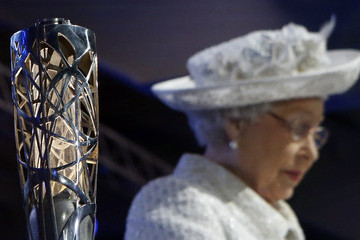 Queen Elizabeth II 20th Commonwealth Games Opening Ceremony
