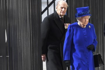 Queen Elizabeth II Dedication and Unveiling of the Iraq and Afghanistan Memorial