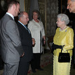 Harvey Goldsmith Queen Elizabeth II Attends The Commonwealth Day Reception At Marlborough House