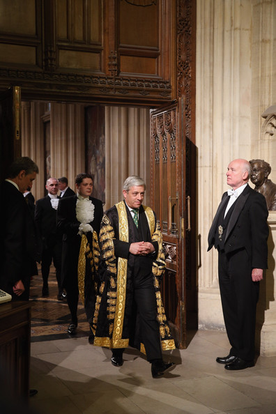 The State Opening of Parliament in London 7