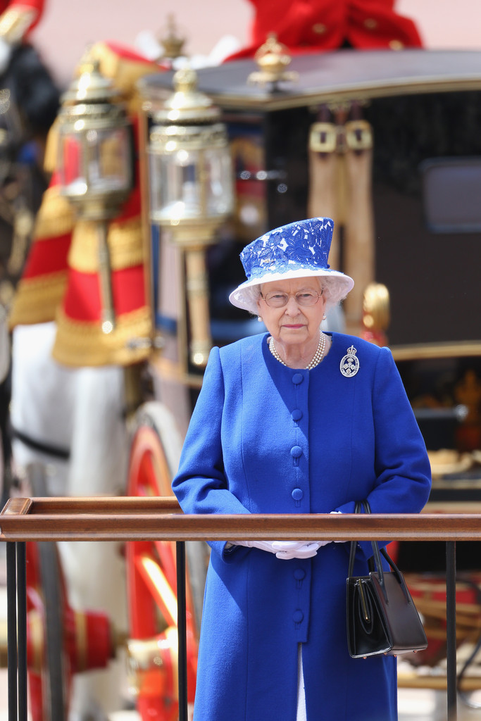 Queen Elizabeth II's Birthday Parade: Trooping The Colour ...