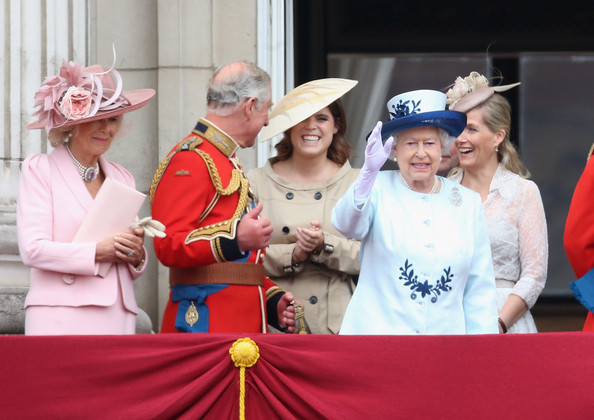 Queen Elizabeth II's Birthday Parade: Trooping The Colour