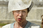Anne, Princess Royal attends a garden party held at Buckingham Palace on June 10, 2014 in London, England.