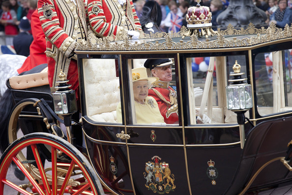 c0f0566816b9d Royal Wedding - Carriage Procession To Buckingham Palace And Departures