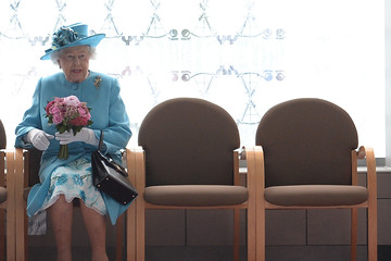 Queen Elizabeth II The Queen and Duke of Edinburgh Visit Barking & Dagenham