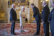 The Queen Hosts Reception To Mark The Work Of The Queen's Trust