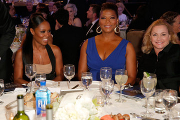 Queen Latifah FIJI Water at the 2015 Critics' Choice Television Awards