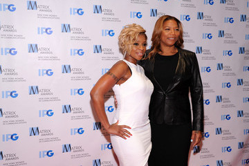 Queen Latifah Arrivals at the Matrix Awards