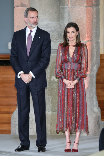 Spanish Royals Attend National Culture Awards